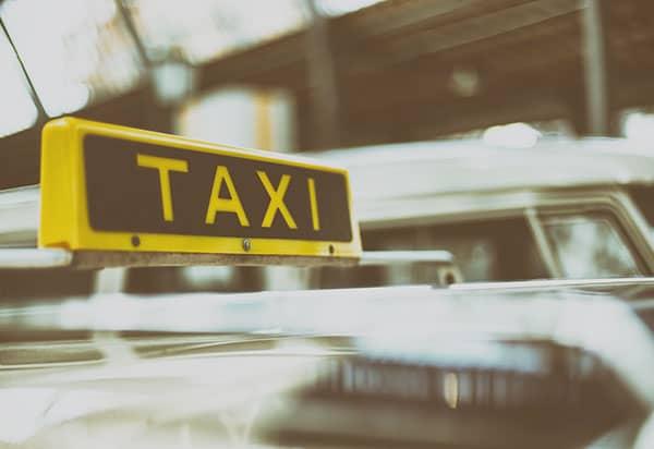 Personenbeförderungsschein Taxi