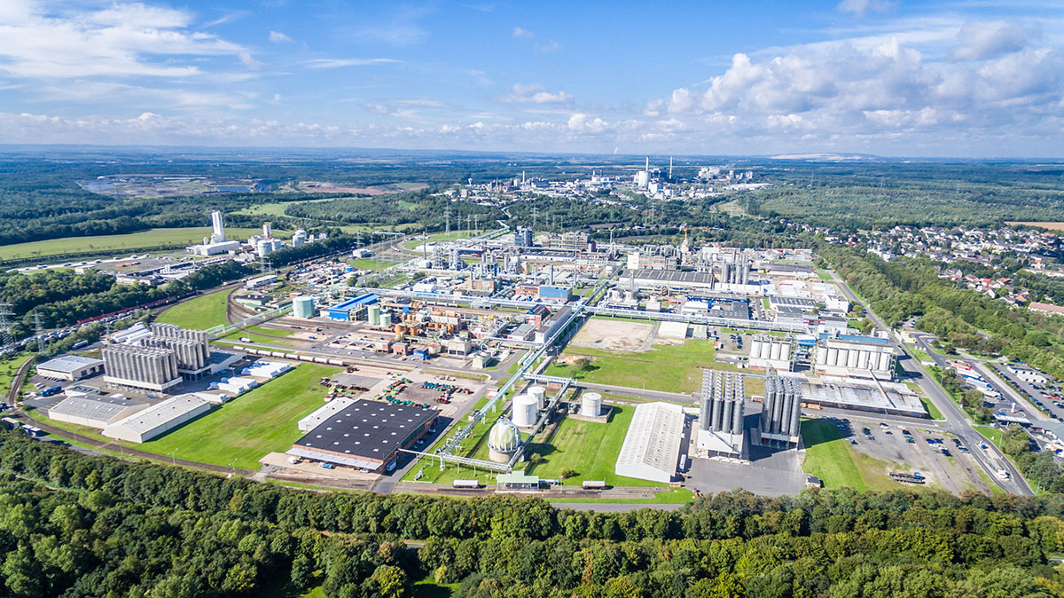 Chemiepark-Knapsack