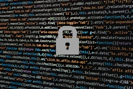 Datenschutz verschlüsselte Daten