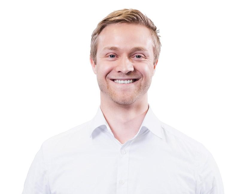 Vertriebsleiter Erik Sprenger